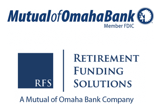 Mutual of Omaha Bank Retirement Solutions Logo