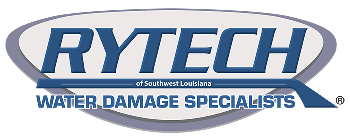 Rytech Water Damage Specialists Logo