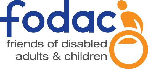 Friends of Disabled Adults and Children (FODAC) Logo